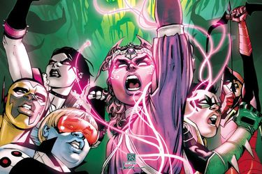 DC advierte que uno de los Teen Titans podría morir en abril
