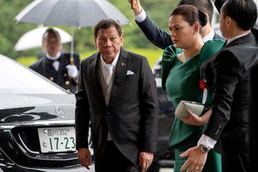 Duterte anuncia que su hija se presentará a las elecciones presidenciales filipinas de 2022