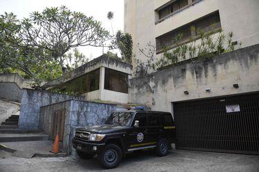 "Oposición venezolana denuncia allanamiento ""ilegal"" a residencia del tío de Juan Guaidó"