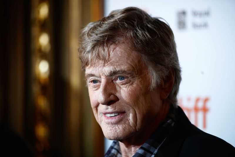 Actor Robert Redford arrives for the international premiere of The Old Man & the Gun at the Toronto International Film Festival (TIFF) in Toronto