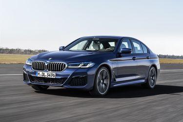 Electrificada actualización de mitad de vida para la Serie 5 de BMW