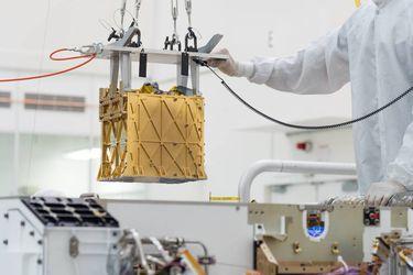 Instrumento del rover Perseverance fabricó oxígeno por primera vez en Marte