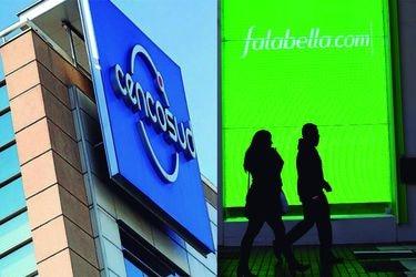 Falabella vs Cencosud: los números de los dos mayores retailers del país