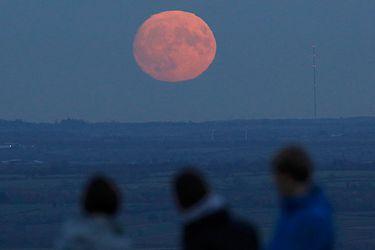 Cómo ver una lluvia de meteoros, la próxima superluna y el brillo máximo de Venus desde la casa