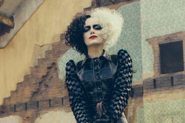 El primer vistazo a Emma Stone como Cruella de Vil