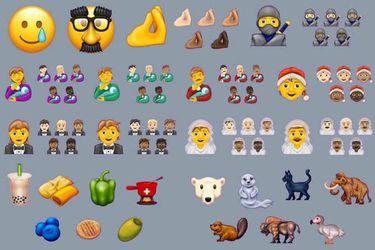 WhatsApp añadirá 117 nuevos emojis: más colores de piel, género e inclusión