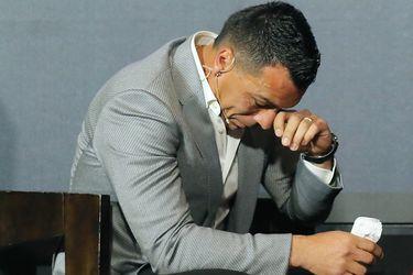 El dirigente Esteban Paredes en apuros: o San Antonio paga o le quitan puntos