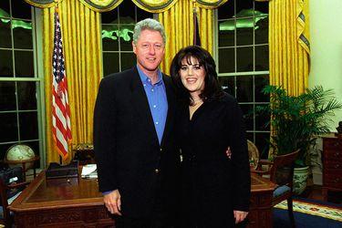 """Bill Clinton """"explica"""" escándalo con Mónica Lewinsky: """"Fue para manejar mi ansiedad"""""""