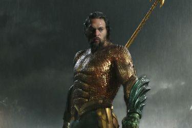 Jason Momoa participó en el desarrollo de la historia para Aquaman 2