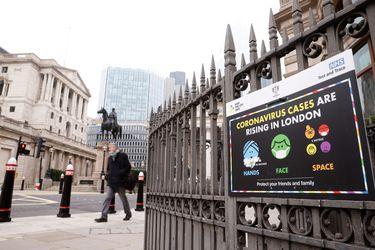 Reino Unido se convierte en el primer país europeo en superar las 100 mil muertes por Covid-19