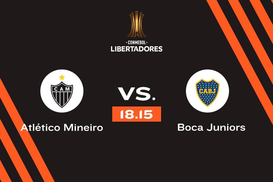 Atlético Mineiro vs. Boca Juniors