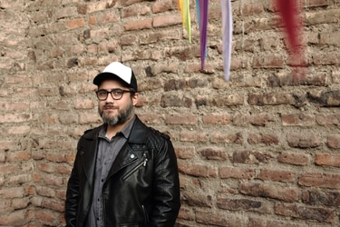 """Daniel Hidalgo: """"Eso que llaman autoficción, me parece pura vanidad y falta de calle"""""""