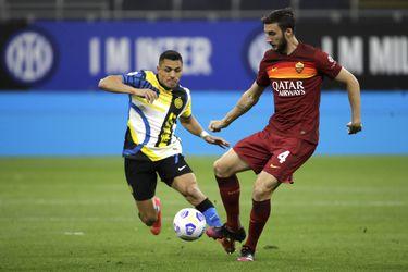 Otra vez el tobillo izquierdo: un golpe saca a Alexis del duelo ante la Roma y alarma a la Roja