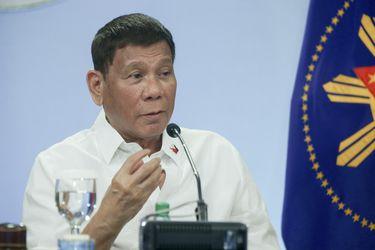 Presidente de Filipinas ordena arrestar a quienes usen mal la mascarilla