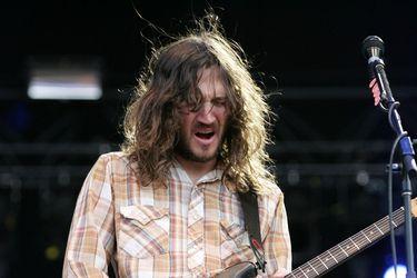 John Frusciante, el fiel discípulo de Jimi Hendrix