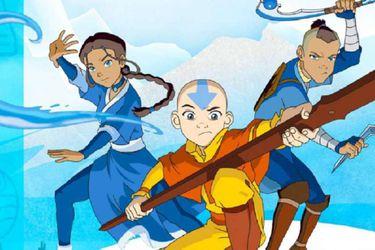 Anuncian una nueva película animada de Avatar: The Last Airbender