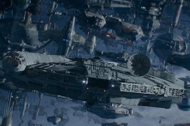 Star Wars: The Rise of Skywalker presentó un crossover con una de las series animadas en su batalla final