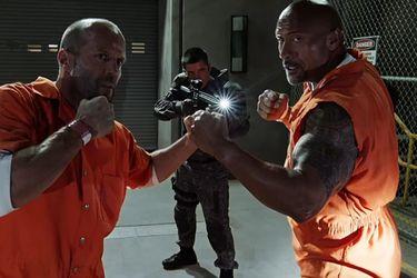 Rápidos y furiosos: preparan spin-off protagonizado por Dwayne Johnson y Jason Statham