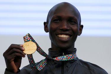 Medallista olímpico keniano recibe cuatro años de suspensión por falsificar muestras