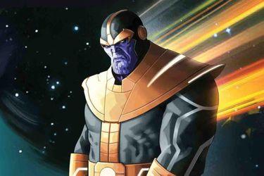 El nuevo cómic de Thanos explorará su relación con Gamora