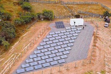 La startup que utiliza la energía del sol para generar agua