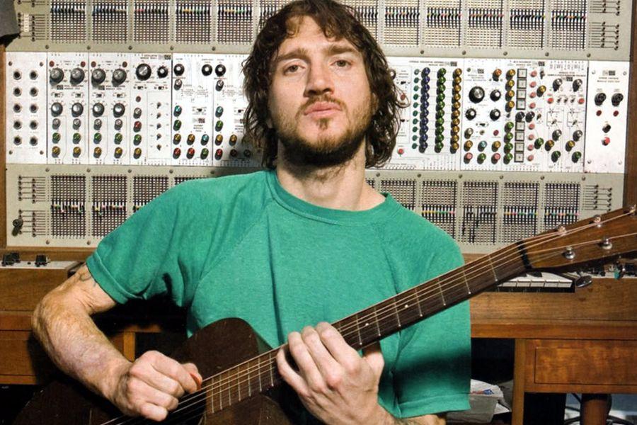 john frusciante web
