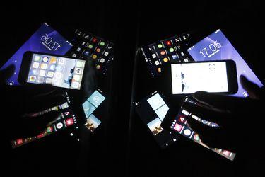 Produccion de smartfone