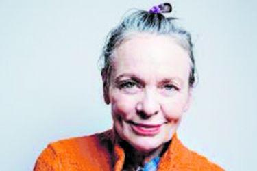 Laurie Anderson en ciclo CorpArtes