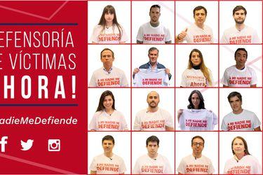 """""""A mí, nadie me defiende"""": la campaña virtual que reúne a Pamela Díaz, Mark González y otras figuras televisivas"""
