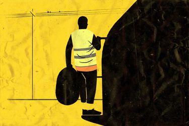 """""""La gente nos discrimina"""": Lidiar con la basura en tiempos de peste"""