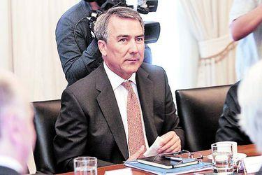 Piñera en la CPC