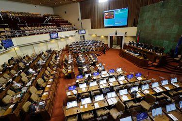 Comisión de Trabajo de la Cámara iniciará el lunes discusión de proyecto de retiro del 10% del gobierno