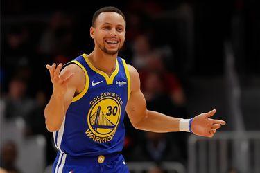 Jugadores de los Kings se burlan de Stephen Curry por dudar del aterrizaje en la Luna