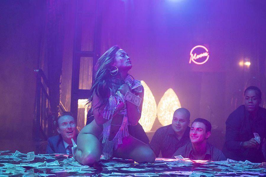 Jennifer Lopez Estafadoras de Wall Street 2
