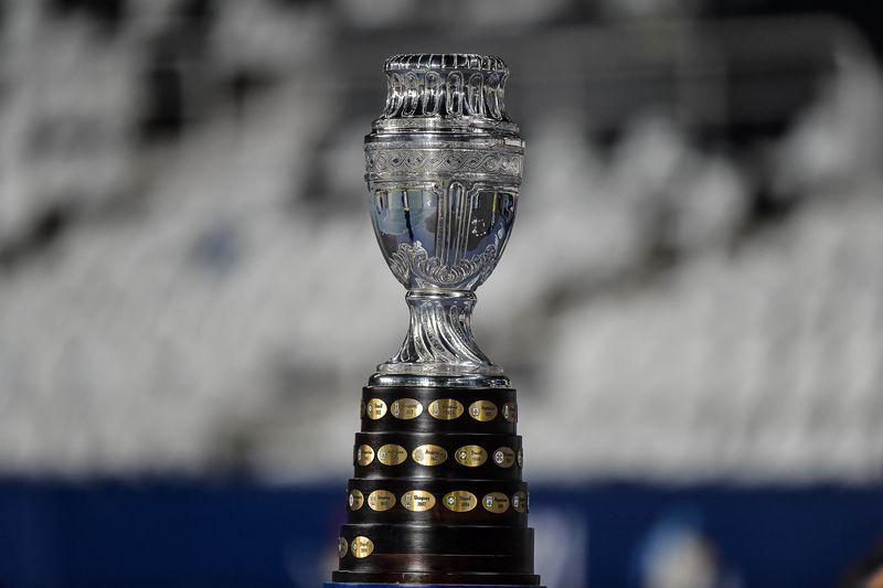 La Copa América de Brasil ya suma 53 casos positivos de Covid-19.