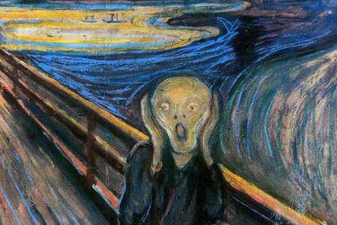 """Se aclara el misterio: en """"El grito"""", de Munch, nadie grita"""