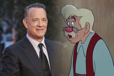Tom Hanks finalmente podría ser Geppetto para Disney y Robert Zemeckis