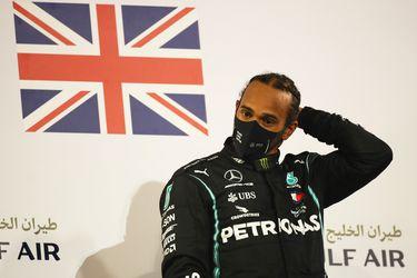 Hamilton da positivo por coronavirus tras la prueba de Baréin