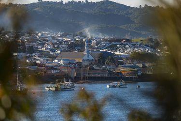 La compleja situación en la Isla Grande de Chiloé: la suma de casos activos en sus comunas está al borde de los mil contagios