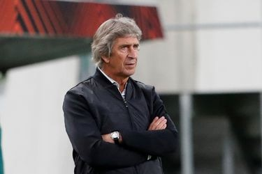 "Pellegrini: ""Tendremos menos descanso que Leverkusen, pero lo compensaremos con cambios"""