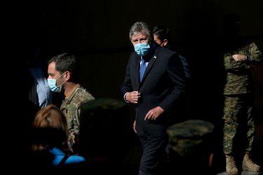 Balance FF.AA.: Se han realizado 242 operaciones aéreas en apoyo de la autoridad sanitaria en medio de la pandemia