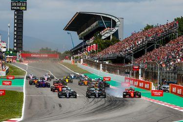 Fórmula 1: A qué hora y dónde ver el Gran Premio de España