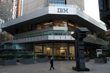Ganancias de IBM suben ligeramente en el tercer trimestre y rozan los US$ 1.700 millones