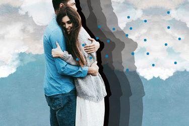 """Volver a amar después de un corazón roto: """"Él llegó a la casa un día y me dijo que ya no quería estar conmigo"""""""