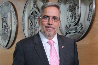 Rector Zolezzi es elegido como nuevo vicepresidente ejecutivo del Cruch