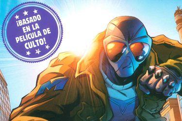 Mirageman está de regreso en los cómics