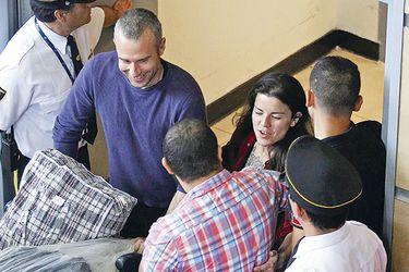 Los seguimientos a la pareja que fue condenada por atentado en España