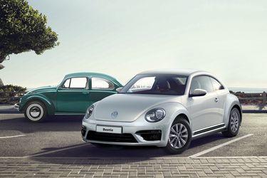 Volkswagen Chile pone en subasta uno de los últimos Beetle salidos de fábrica