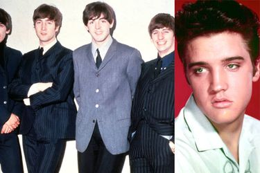 Elvis y The Beatles: Come together
