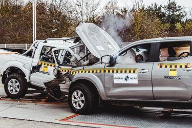 A un año de que Global NCAP la puso en evidencia, Nissan deja de fabricar la camioneta africana de 0 estrellas